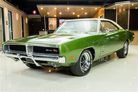 1969 dodge charger r t for sale