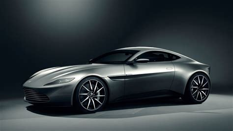 new bond aston martin new bond car unveiled for 50th anniversary as the aston