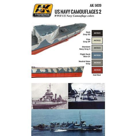 Us Belia Set Navy us navy camouflage vol 2 ak interactive the weathering brand