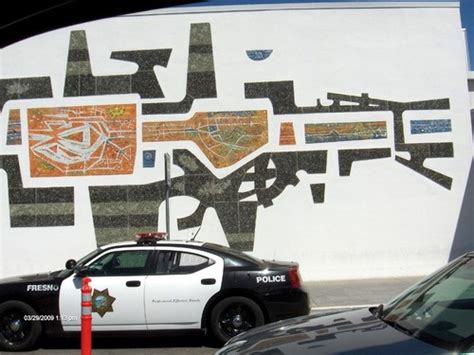 Fresno Industrial L by Fresno Ca Fresno Yosemite Int L Airport Terminal Mural