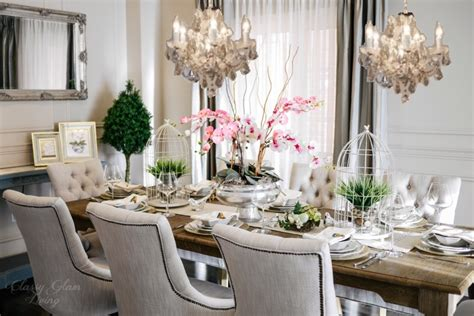Glam Dining Room Sets Design Inspirations For Our New Dining Room Glam