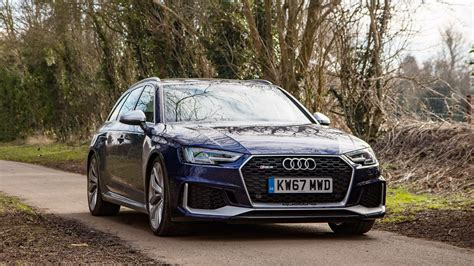 Price Of Audi Rs4 by New Audi Rs4 Avant 2018 Review Rs5 Thrills With Added