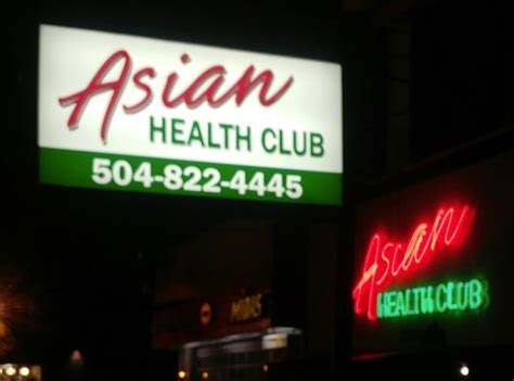 Tulane Houston Mba Review by Asian Health Club 2536 Canal St Tulane