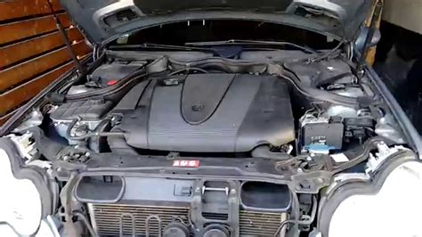 mercedes c class engines easy engine change mercedes c class w203 220 cdi
