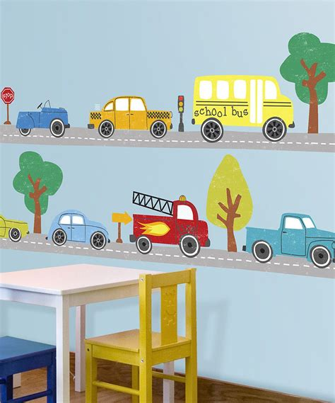 move wall decal set  zulily kids bedrooms