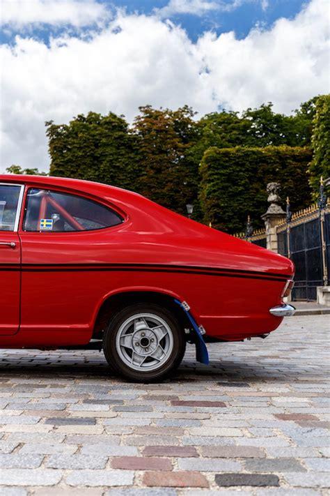 Opel Kadett Rallye 1969 opel rallye kadett