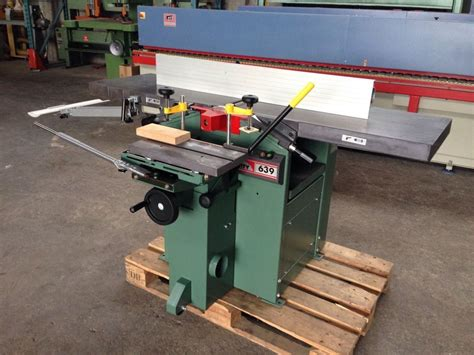 kity woodworking kity 639 planer thicknesser with mortising