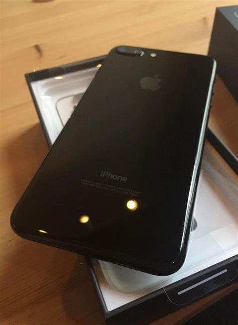 iphone 7 plus jet black 128 unlocked for sale cell phones in grand junction co offerup