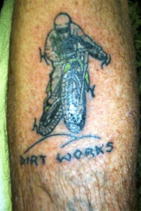 dirt bike tattoo designs dirt bike rider design tattooshunt