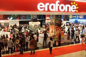 erafone  retailer ponsel  tablet  indonesia