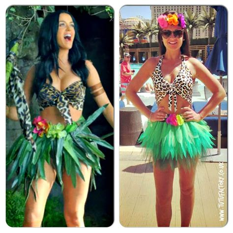jungle themed clothing ideas katy perry inspired neon tutu set roar costume outfit leopard