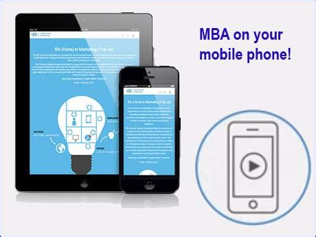 Mba Launch On Demand by Now Study For An Mba On Your Smart Phone
