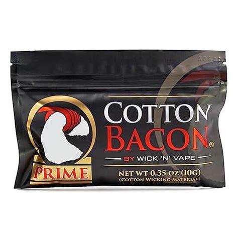 Cotton Bacon By Wick N Vape Kapas Rokok Elektrik Vaporized Rta Rda 1 wick n vape cotton bacon prime accessories eciggity