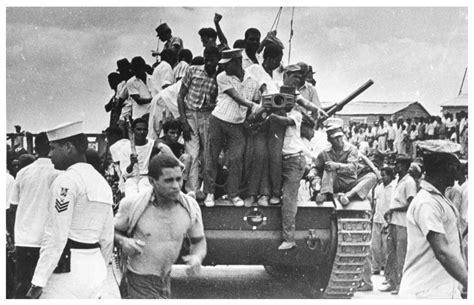 imagenes historicas dominicanas la guerra de abril de 1965 en la rep 250 blica dominicana
