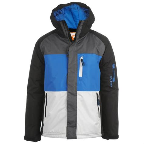 1 year ski wear cri ski jacket junior boys snow coat hooded winter