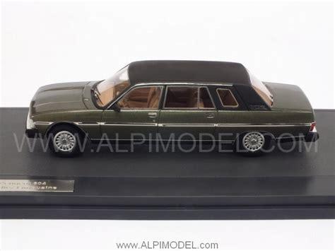 peugeot 1980 models matrix models mx41604 011 peugeot 604 heuliez limousine