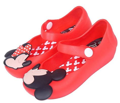Jelly Shoes Mickey Minnie Jelly Shoes Anak mini children s jelly shoes s mickey minnie