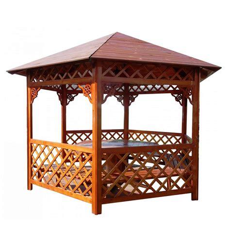 Pavillon 5x4 by Dedeman Pavilion Hexagonal Din Lemn 3 5 X 4 X 3 2 M