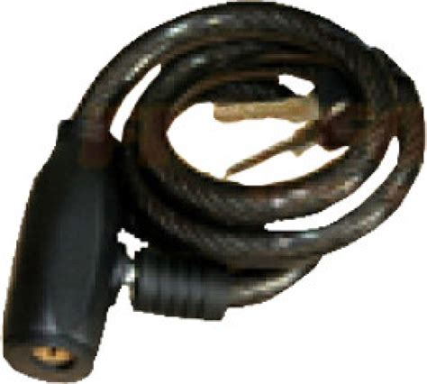 Lock Spiral With Key Number Light firefox spiral lock buy firefox spiral lock at