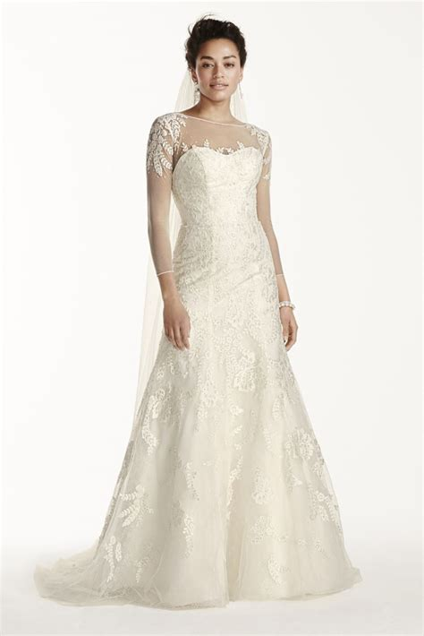 24 elegantly tailored wedding dresses for pear shaped