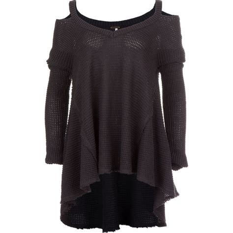 moonshine v neck pullover at free people clothing boutique free people moonshine v neck sweater women s