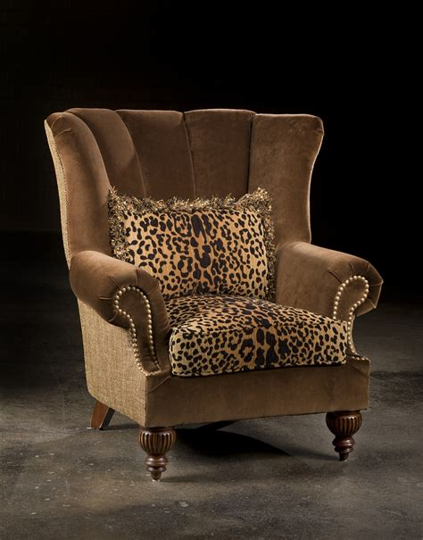 Leopard Recliner Chair by Leopard Furniture High Quality Upholstered Chair