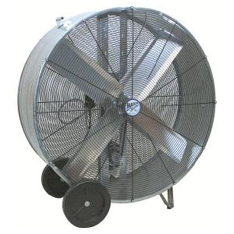 Fans Home Depot by Ventamatic 42 In 2 Speed Industrial Portable Air Circulator Bf42bd The Home Depot
