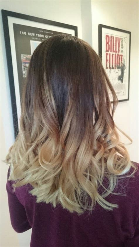 Hair Clients Ombre Pictures | smooth soft ombre beautiful hair soft curls work