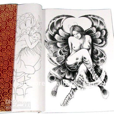 tattoo flash design book popular tattoo reference book