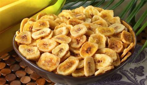 Snack Cemilan Bangnana Chips Barbeque banana chips recipe how to make banana chips how to prepare banana chips recipe