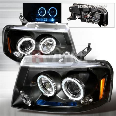 2007 Ford F150 Lights by Ford F 150 2004 2005 2006 2007 2008 Led Halo Projector