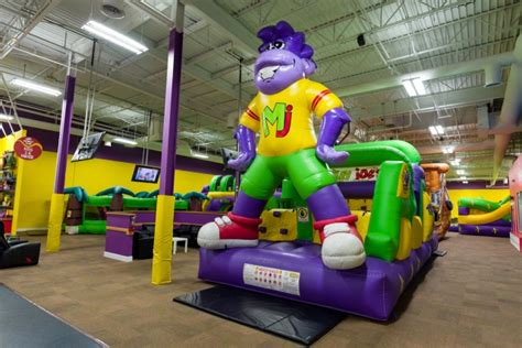 indoor bounce house near me indoor play center near me monkey joe s coral springs