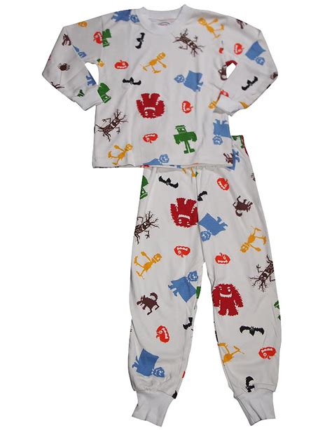 Sleepers For Boys by S Prints Baby Boys Sleeve Pajamas