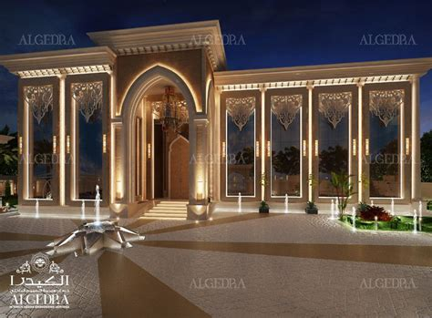exterior design for palace beautiful palace exterior 3d interrior perspective palace architecture and villas