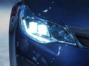 car lights headlights halogen vs xenon vs led vs laser vs