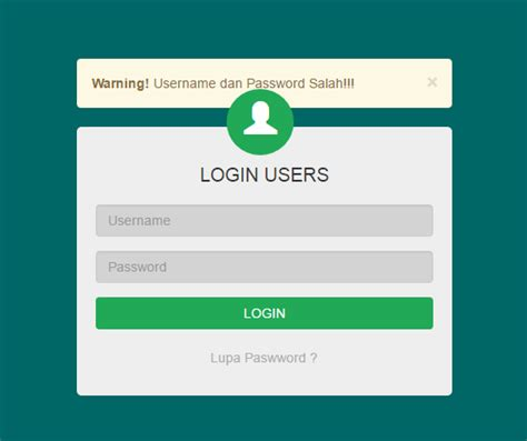 membuat form login admin dan user dengan php membuat form login level user di php php chanel tutorials
