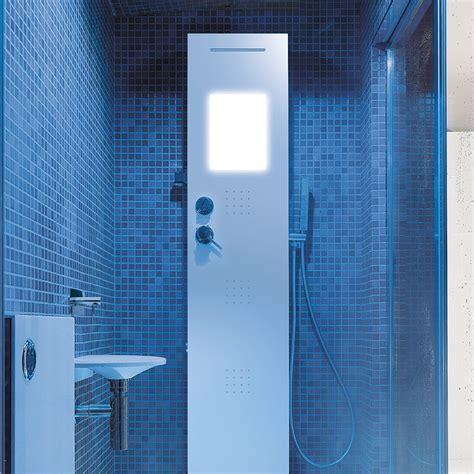 colonna doccia bagno turco rigenera 200 hafro geromin
