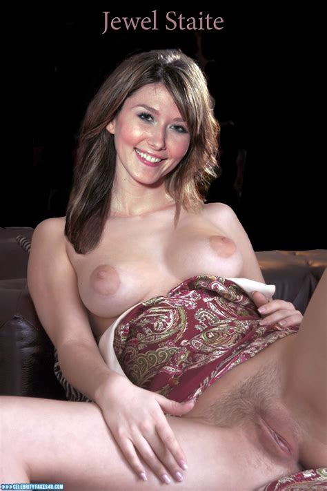 Jewel Staite Topless Pussy Exposed Xxx fake 001