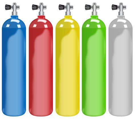 color of oxygen what to do with your oxygen tanks aed superstore