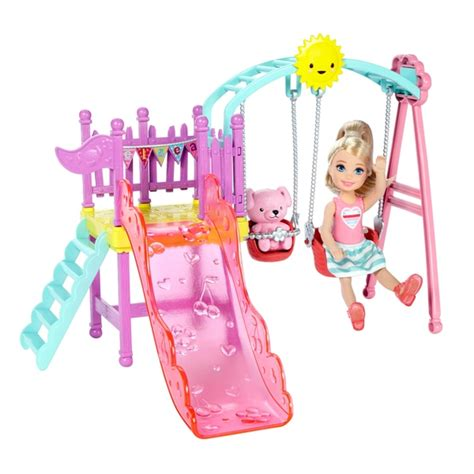 barbie swing set barbie club chelsea swing set barbie uk