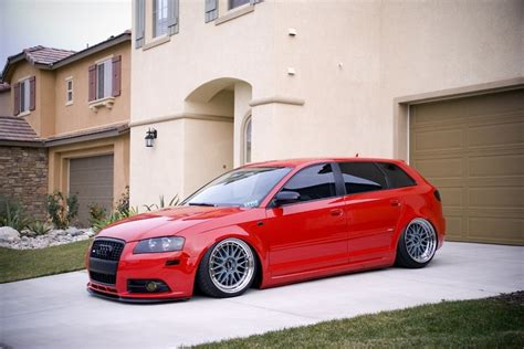 Audi A3 Slammed And Cambed Audi A3 S3 Rs3