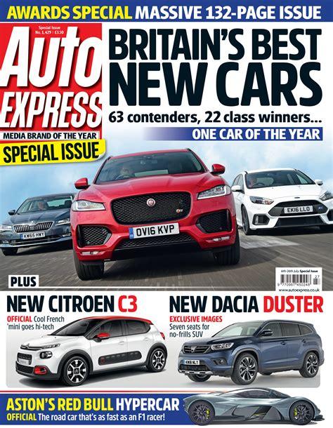 Auto Express by Auto Express Issue 1 429 Auto Express