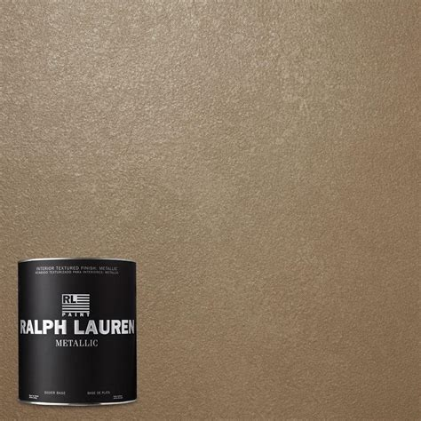 Metallic Interior Paint by Ralph 1 Qt Highgate Metallic Specialty Finish