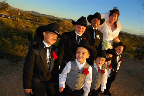 Wedding Attire Tucson by Western Wedding Attire My Tucson Wedding