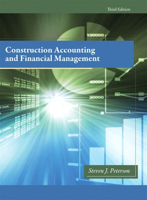 Construction Mba Book by Peterson Construction Accounting Financial Management