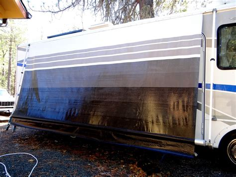 awning cleaning awning cleaning day jim jaillet
