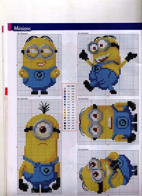 pinterest minion pattern cross stitch minion pattern 4u hilariafina http www