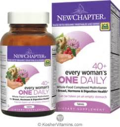 Obat Diet Herbal Chapter Plus 1 Top Brand Quality 2016 2017 New 1 new chapter kosher every one daily multi vitamin 40 72 tablets koshervitamins