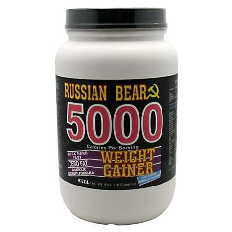 russian weight vitol russian 5000 weight gainer chocolate 4 lbs lifestyle updated