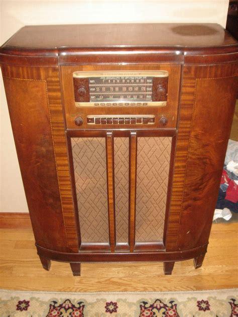 Vintage Floor Radio by Antique General Electric Floor Radio Cool Stuff